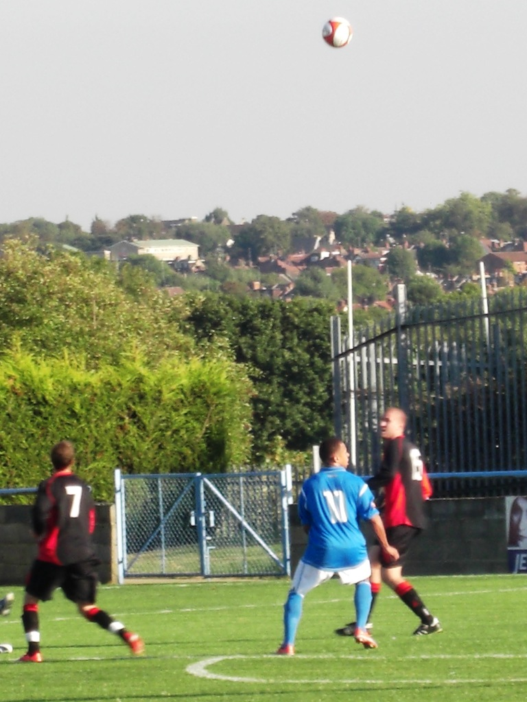 Wingate & Finchley vs Aylesbury