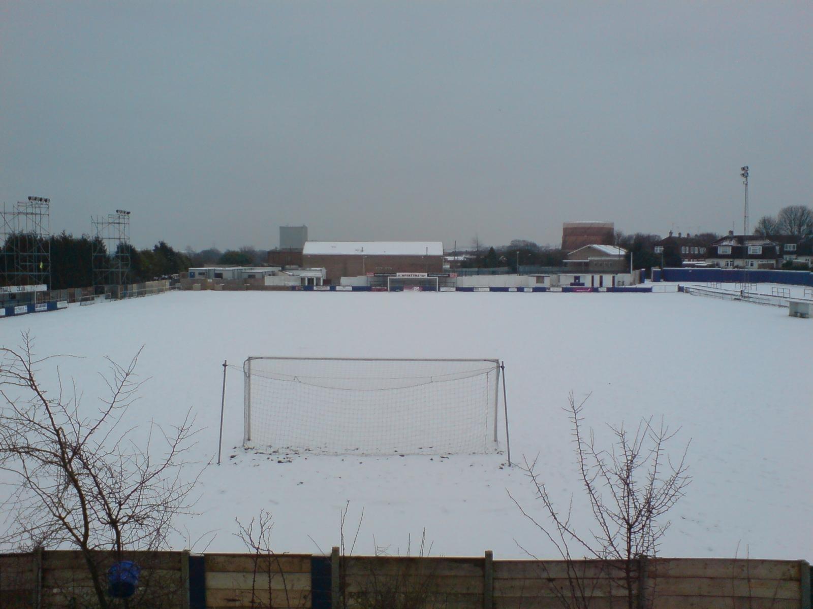 Creasey Park from Chav Hill