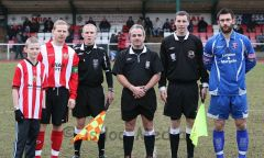 AFC Hornchurch v Margate