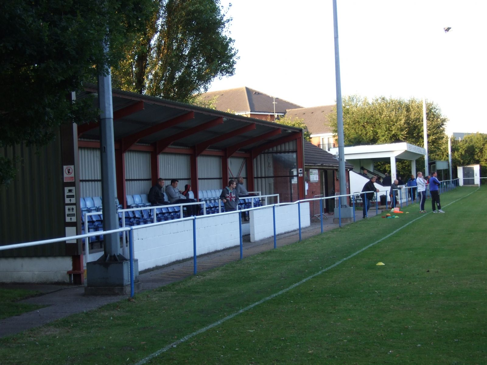 Heath Hayes' Coppice Colliery Ground