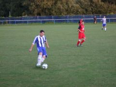 Heath Hayes (blue,white) - Boldmere St Michael (red,black)