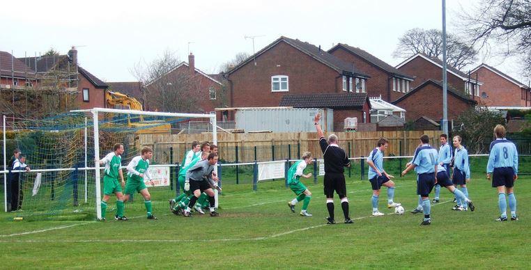 19 April 2008 WMRL Ellesmere Rangers 1 Dudley Sports 2