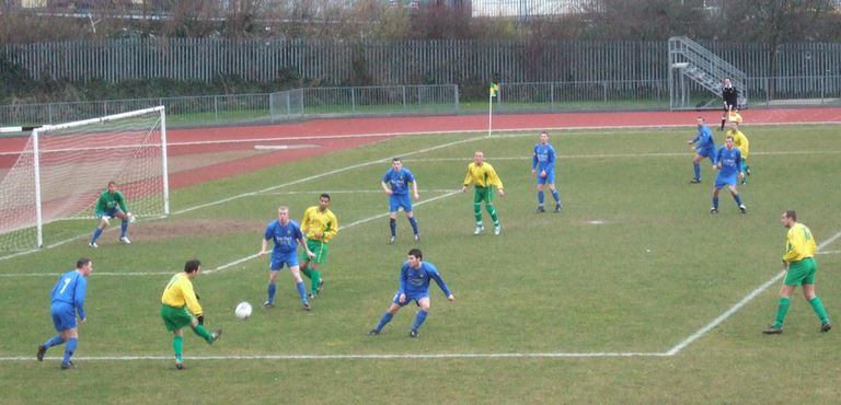 8th March 2008 Bustleholme 3 Shawbury United 1