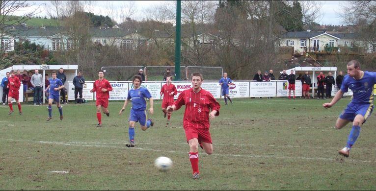 23rd February 2008 Bewdley Town 0 Goodrich 2