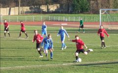 9th February 2008 WMRL Dudley Town 0 Bridgnorth Town 1