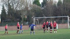 2nd February 2008 Wednesfield 4 Gornal Athletic 2