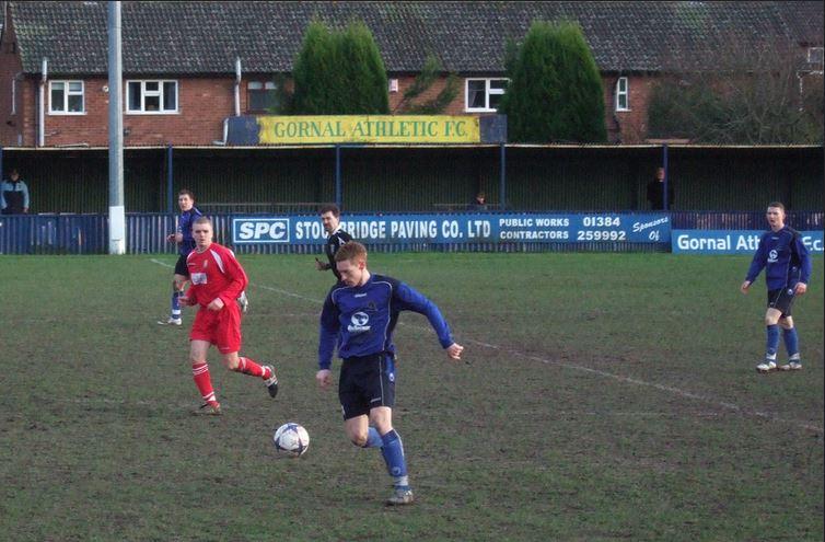 26th Jan 2008 Gornal Athletic 2 Ledbury Town 1 Pic 06
