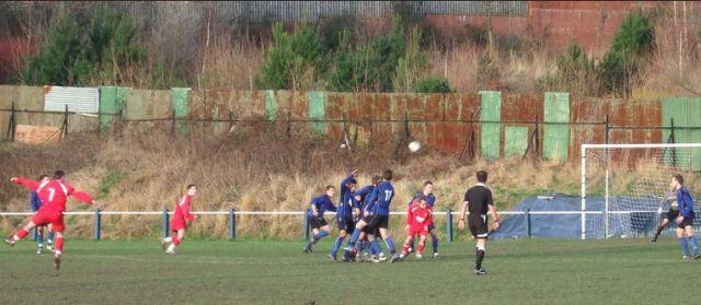 26th Jan 2008 Gornal Athletic 2 Ledbury Town 1 Pic 07