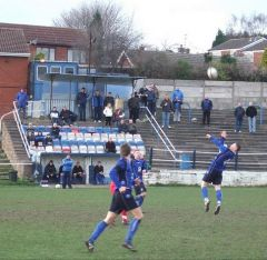 26th Jan 2008 Gornal Athletic 2 Ledbury Town 1 Pic 10