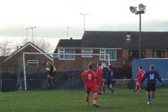 26th Jan 2008 Gornal Athletic 2 Ledbury Town 1 Pic 09