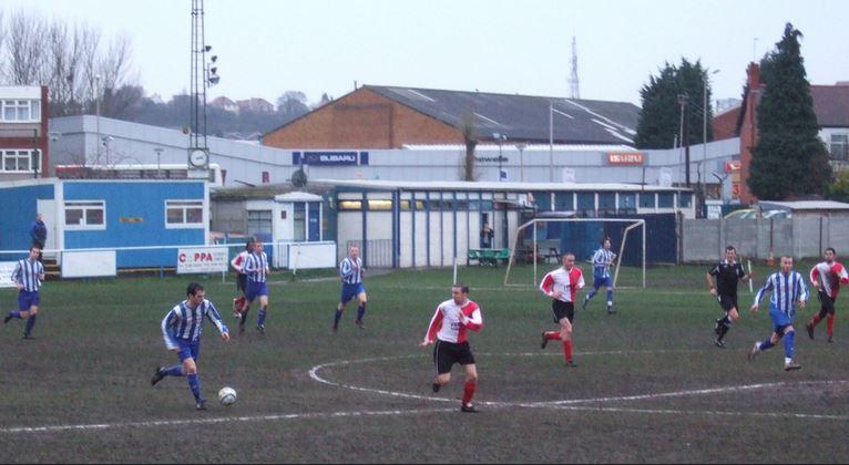 19th Jan 2008 Lye Town 0 AFC Wulfrunians 2