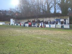 19th Jan 2008 Lye Town 0 AFC Wulfrunians 2