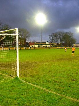 5th Jan 2008 Wednesfield 1 Darlaston Town 1