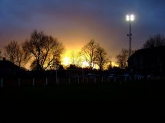 5th Jan 2008 Wednesfield 1 Darlaston Town 1