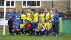 Sun Postal Sports v Potten United